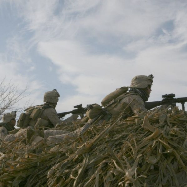 Amidst the COVID-19 Pandemic, the U.S. War Machine Presses On 1