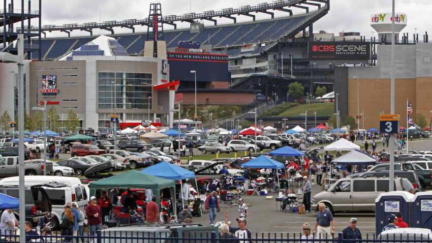 Patriots announce protocols if Gillette Stadium is allowed to host fans this season 1
