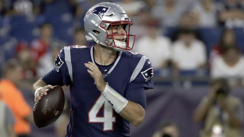 Scott Zolak still thinks Jarrett Stidham will be the Patriots' starting quarterback 1