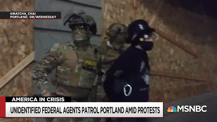 Oregon Attorney General sues DHS amid reports of unlawful detainment of Portland protesters 1