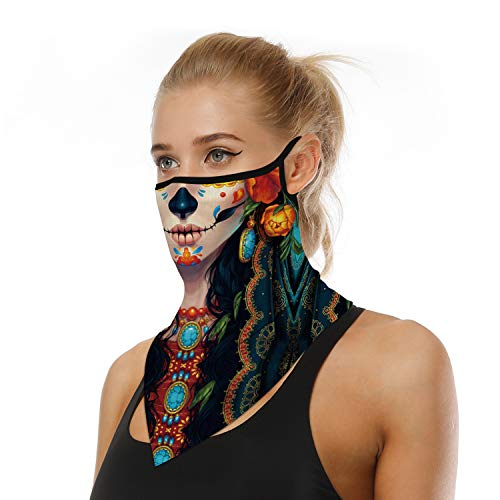 Earhook Bandana Face Mask 12