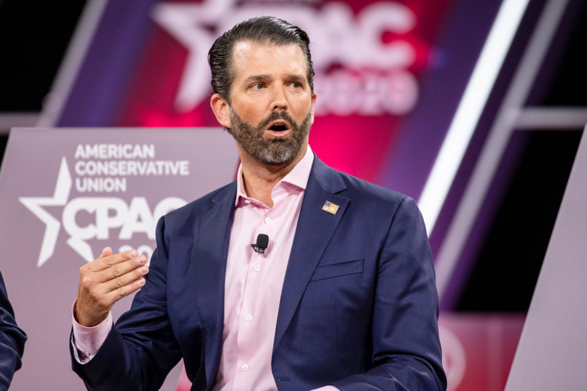 Twitter restricts Donald Trump Jr.'s account after he shares viral video on coronavirus 1