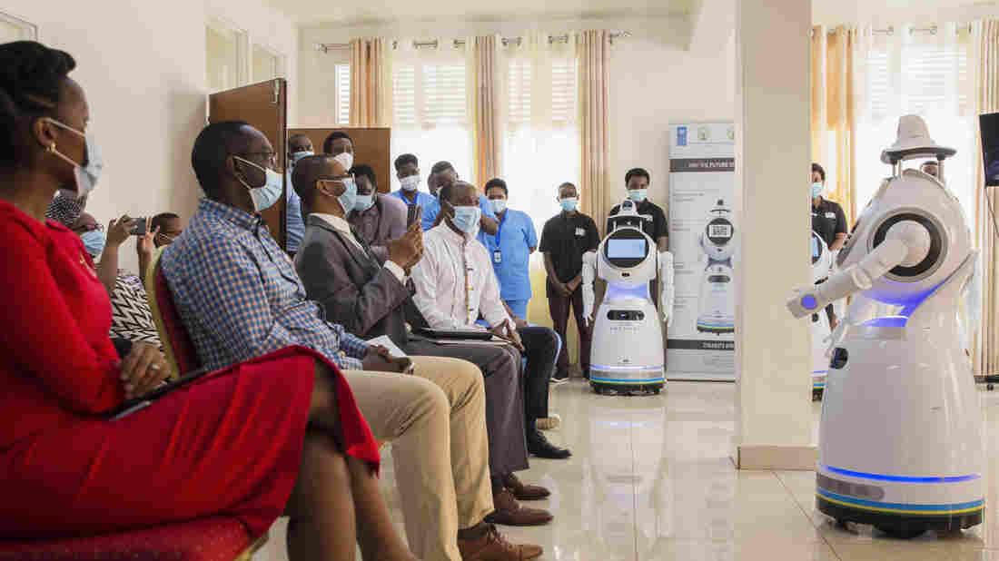 A COVID-19 Success Story In Rwanda: Free Testing, Robot Caregivers 1
