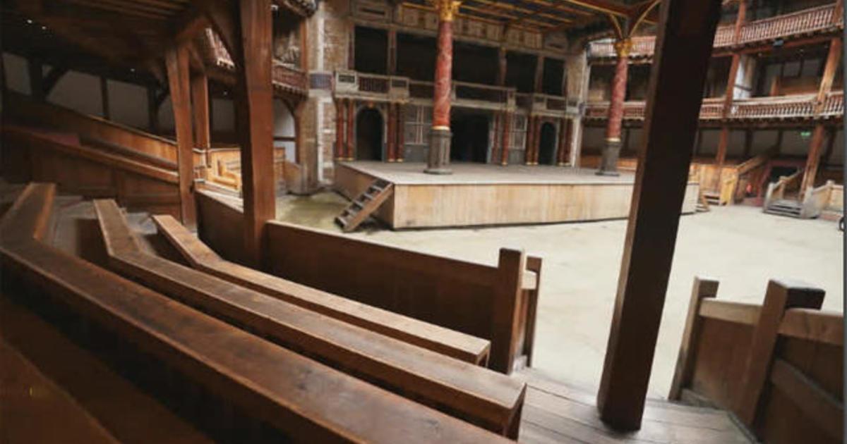 England's Globe Theatre at risk amid coronavirus pandemic 1
