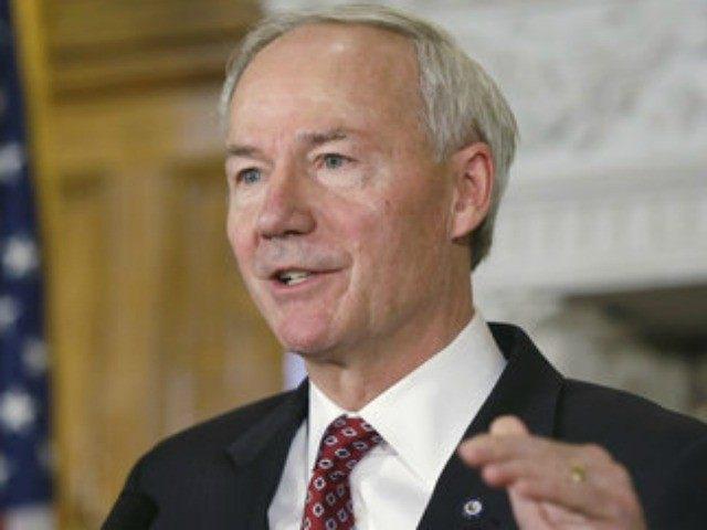 AR Gov. Hutchinson Urges 'National Leadership' on Face Masks 1