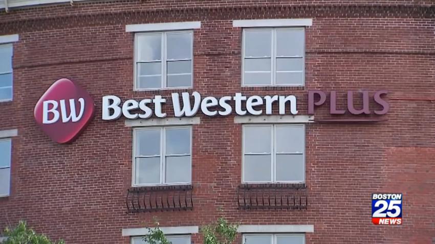Pine Street Inn leases former hotel to help social distancing during coronavirus pandemic 1