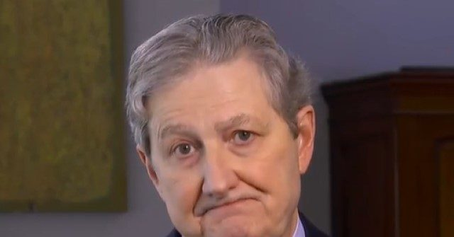 GOP Sen. Kennedy: 'Keeping the Schools Closed Is Going to Do Far More Harm to Our Kids Than the Coronavirus Ever Can' 1