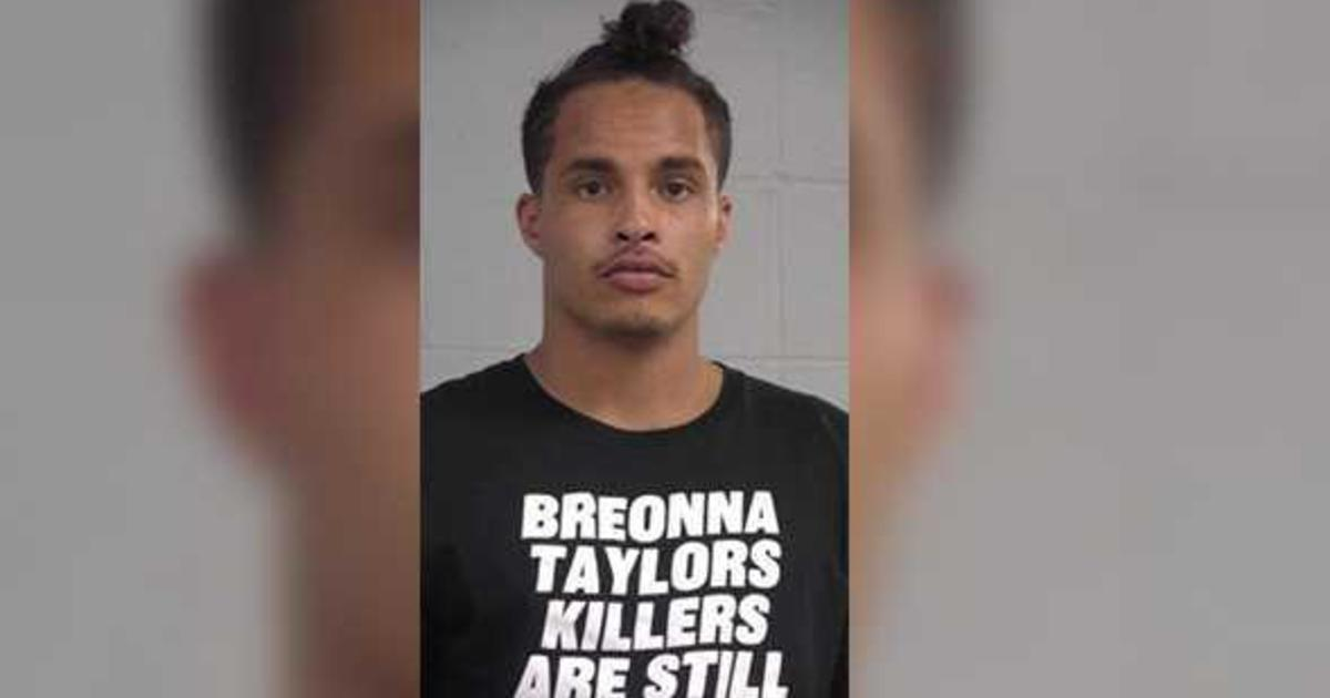 NFL player Kenny Stills arrested at protest for Breonna Taylor 1
