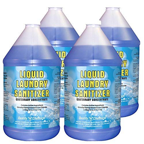 Laundry Sanitizer-4 gallon case