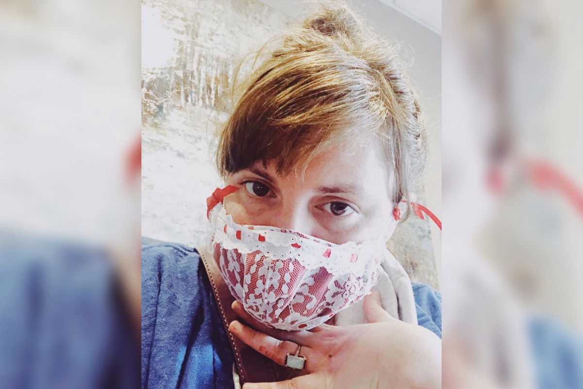 Lena Dunham reveals she battled coronavirus: 'My body simply revolted' 1