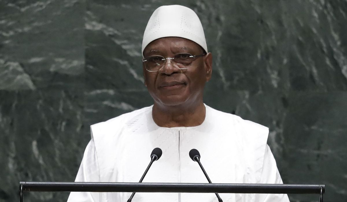 Mali opposition to protest after rejecting mediators' plan 1