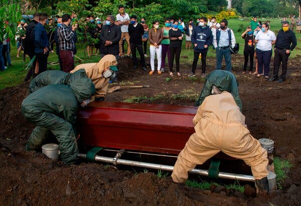 Nicaragua's Ruling Sandinistas Fall Victim to Covid-19, Highlighting the Disease's Spread 1