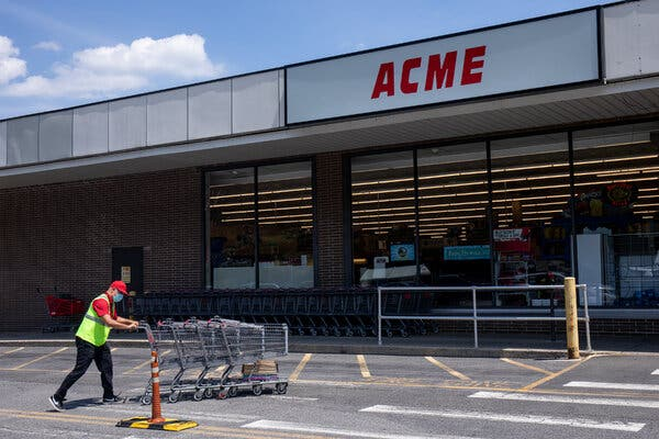 There's a Wrinkle in Stores' Mask Policies: Enforcement 1