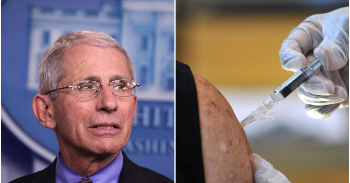 Dr. Fauci, NIAID Considers Purposefully Infecting Patients with COVID-19 to Develop Vaccine 1