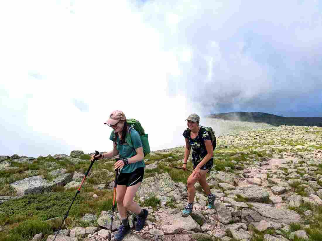 Despite COVID-19, Some Hikers Go The Distance On The Appalachian Trail 1