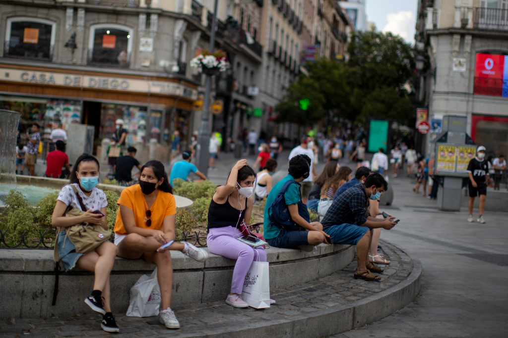 Spain sees biggest daily case rise since reopening 1