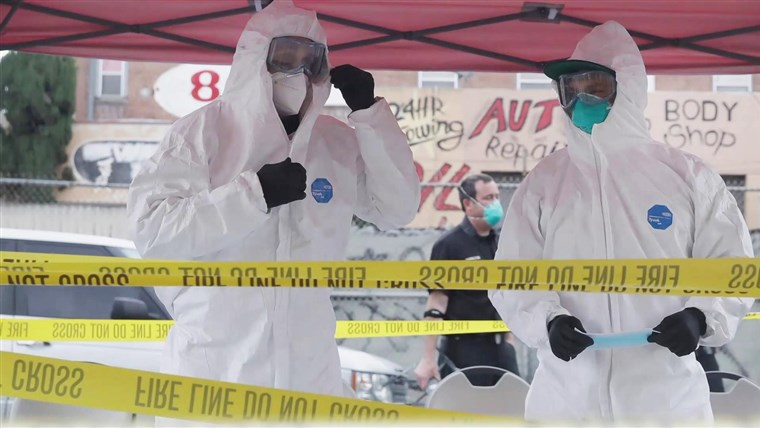 Florida couple jailed for breaking COVID-19 quarantine 1