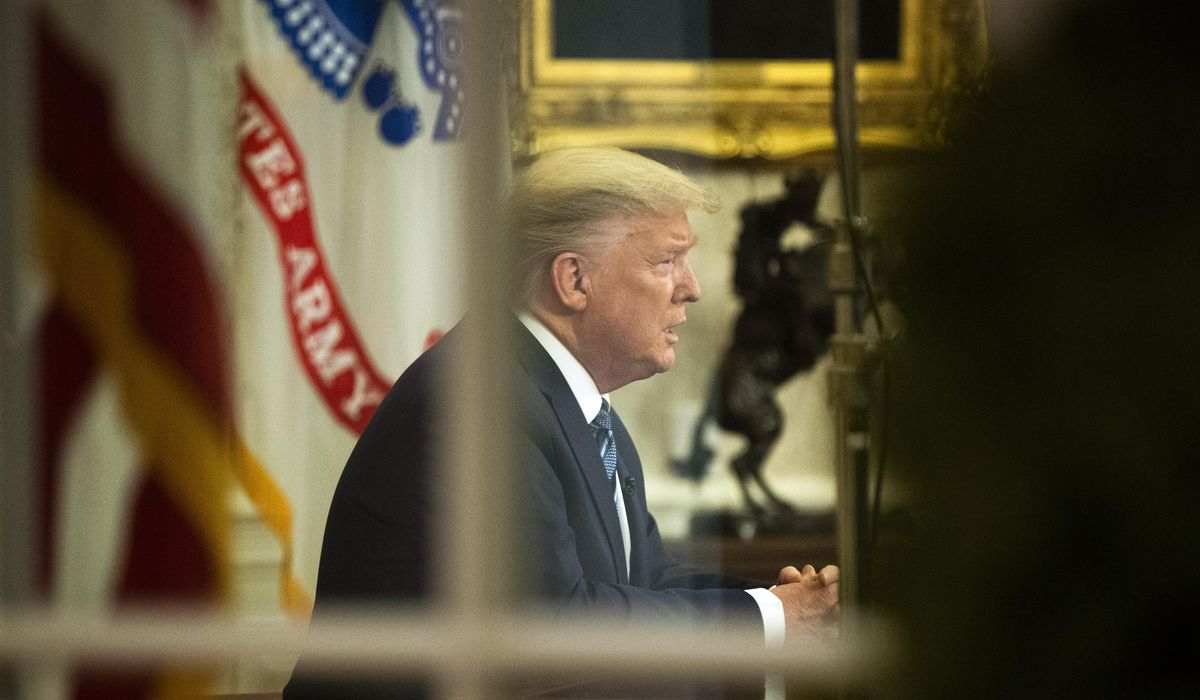 In the open: White House advisers tussle over virus response 1
