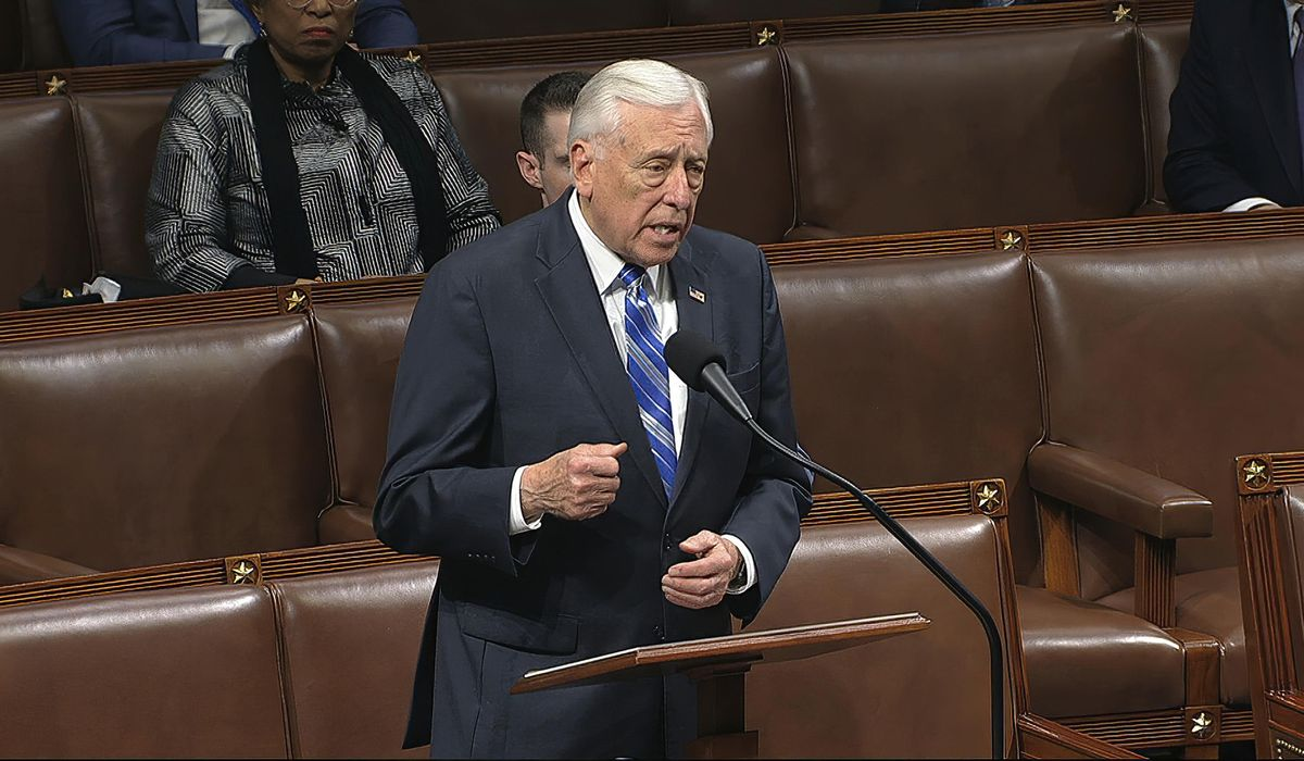 Steny Hoyer hints at wiggle room for coronavirus relief talks: 'It's not $600 or bust' 1