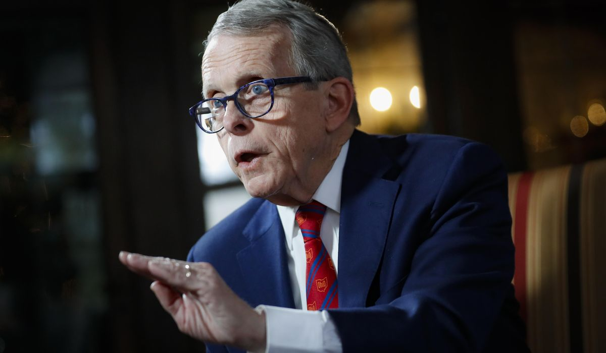 DeWine: Mask order may cover 'a lot more counties' this week 1