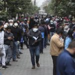 Peruvians fill streets as lockdown ends despite infections 7