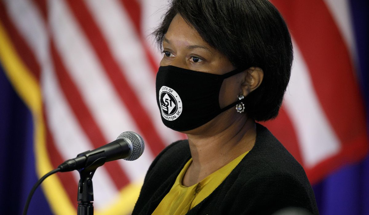 Washington DC will not reopen school buildings in fall 1