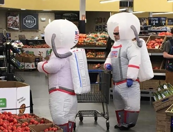 Saturday satire: When Walmart required customers to wear masks, they had no idea THIS would happen... 1