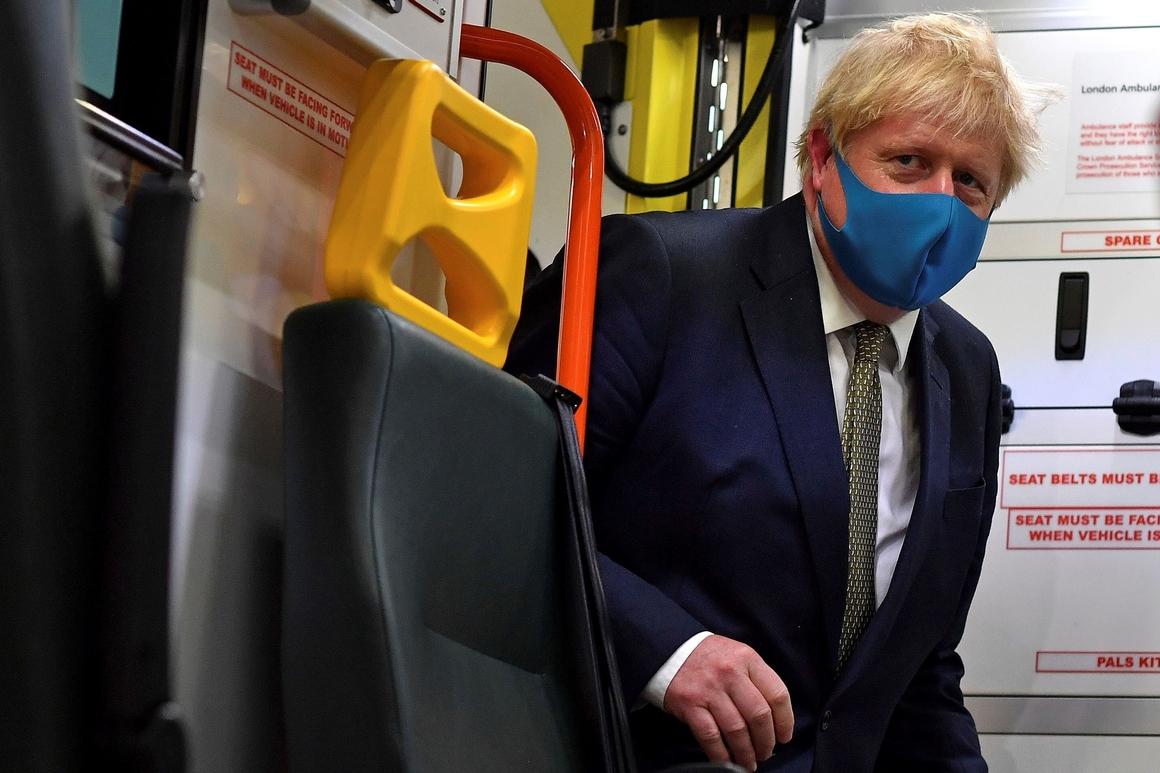 Britain won't need another coronavirus lockdown, Boris Johnsonsays 1