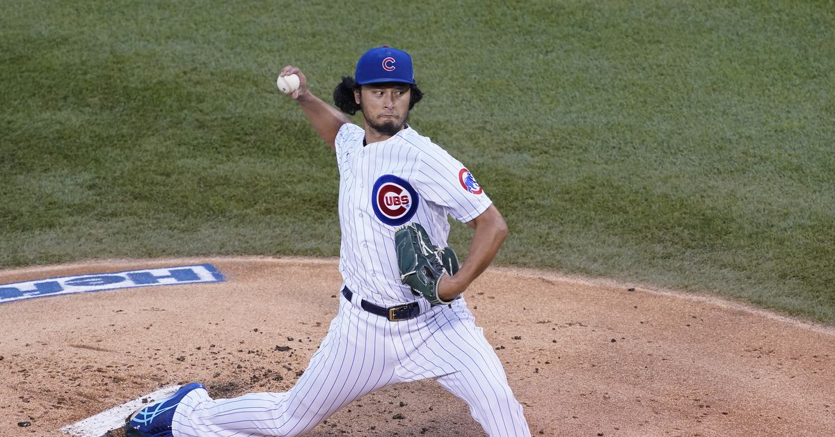 Cubs' Yu Darvish blanks Pirates over six innings in series-opening victory at Wrigley 1