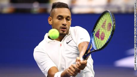 Nick Kyrgios won't compete at the US Open amid coronavirus concerns 1