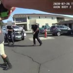 Police officer fires gun and wounds man after accidentally being hit by deputy's Taser 19