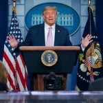 Trump falsely suggests large number of NYPD cops were fired, misleads on European coronavirus numbers 4