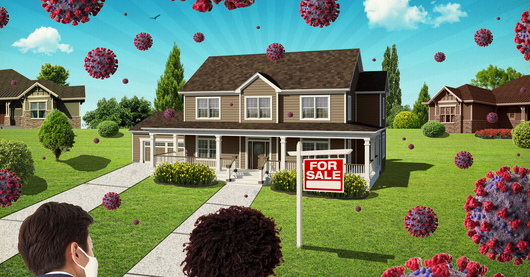 How to Navigate the Coronavirus Real Estate Market 1