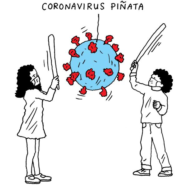The Strange Lives of Objects in the Coronavirus Era 1
