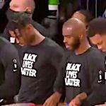 NBA Players Kneel After Lawmaker Threatens Oklahoma Team's Tax Benefits Over Protest 7