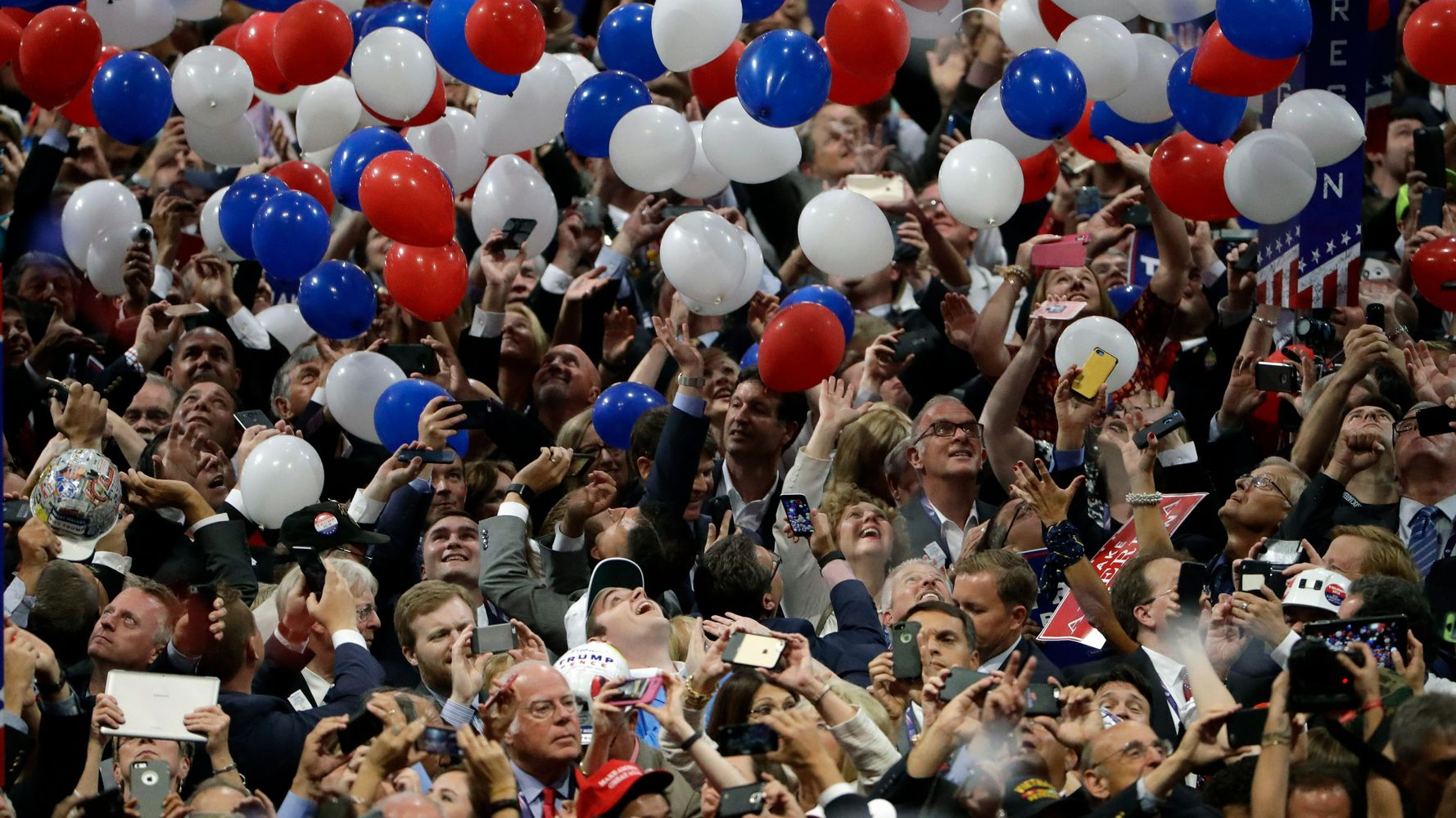 Republican National Convention Says Press Not Welcome, Blames COVID-19 1