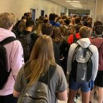 Georgia school lifts suspension for student who shared photo of crowded hallway, maskless peers 17