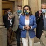 Upbeat Schumer, Pelosi report progress in coronavirus relief talks 5