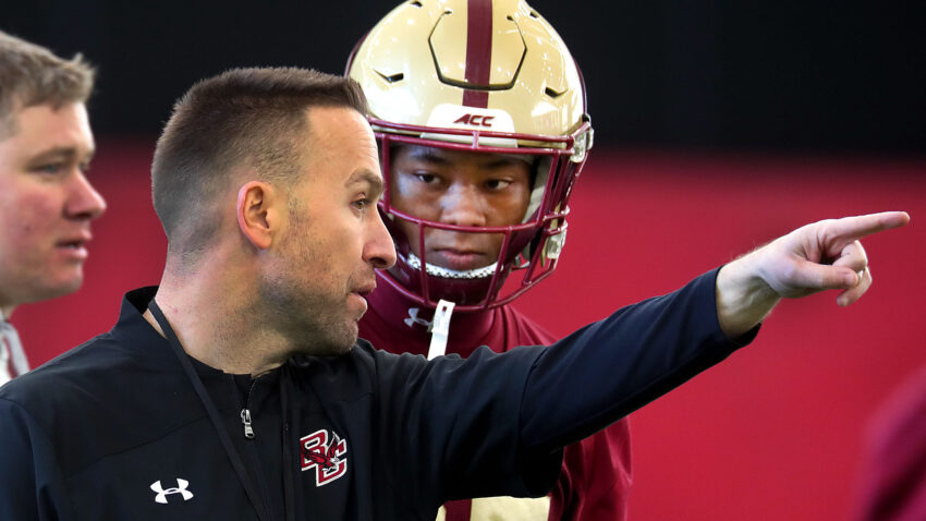 Boston College football currently has zero student-athletes and staff with COVID-19 1