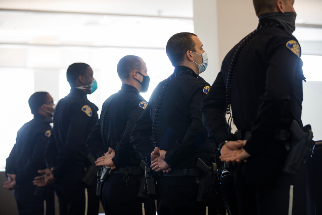 In the wake of George Floyd, a question looms: Who should be an officer? 1