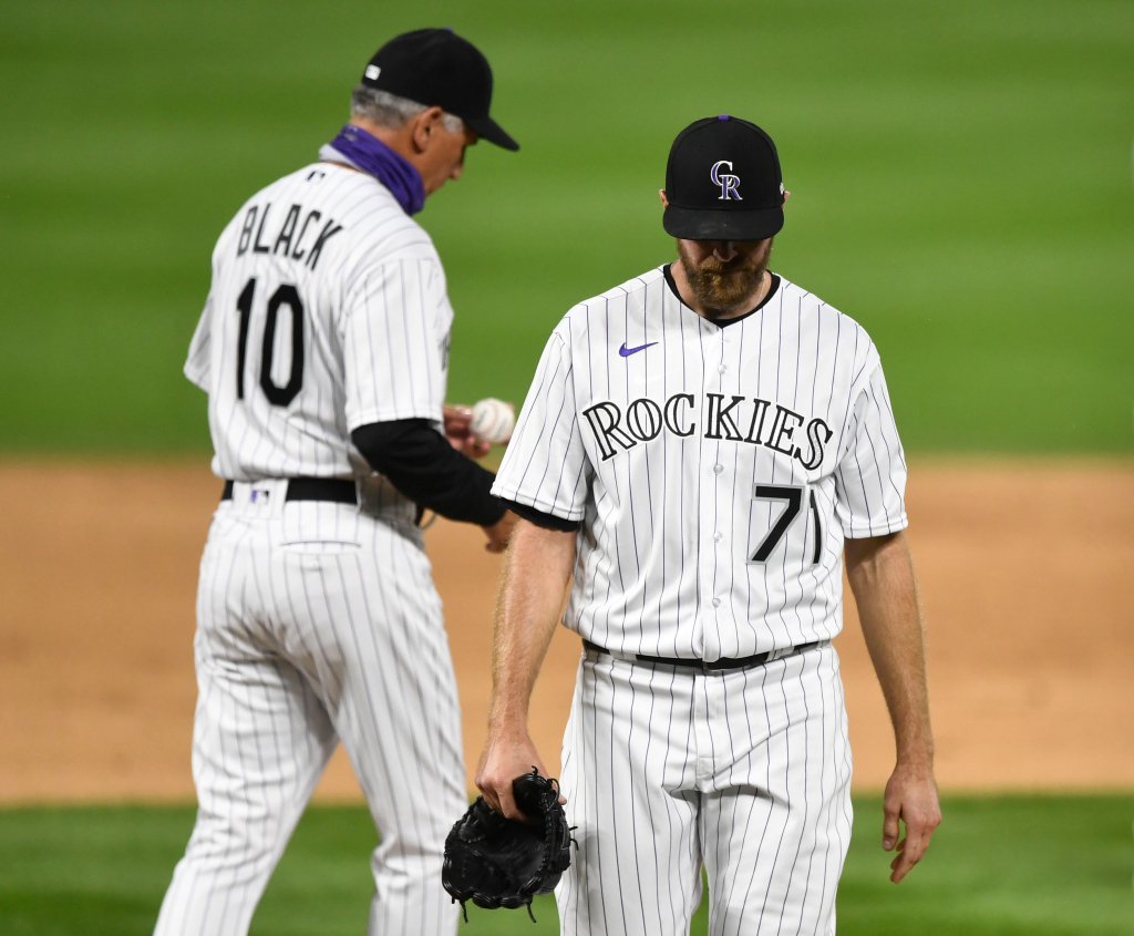 PHOTOS: The Colorado Rockies 26th home opener at Coors Field 1