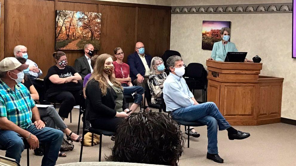 City in Kansas requiring masks to guard 'safe' reputation 1
