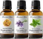 Essential Oils - 30 mL (1 oz) - 100% Pure Therapeutic Grade Oil - 60+ Options!