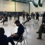COVID-19 leads to changes in fire camps, community briefings 5
