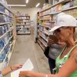 Woman from anti-mask 'agency' threatens worker with jail for enforcing masks 4