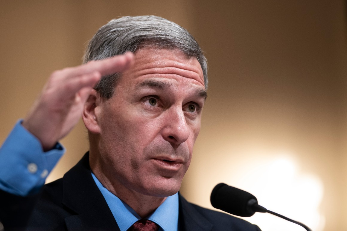 Cuccinelli relaxed oversight of DHS intel office 1