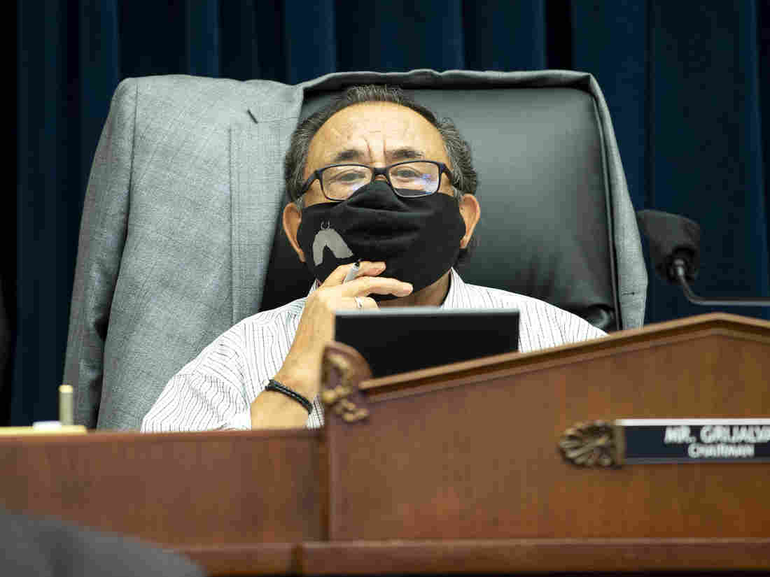 Arizona Congressman Raúl Grijalva Tests Positive For COVID-19 1