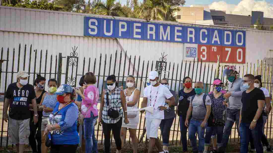Pandemic May Be The Push To Open Cuba's State-Controlled Economy 1