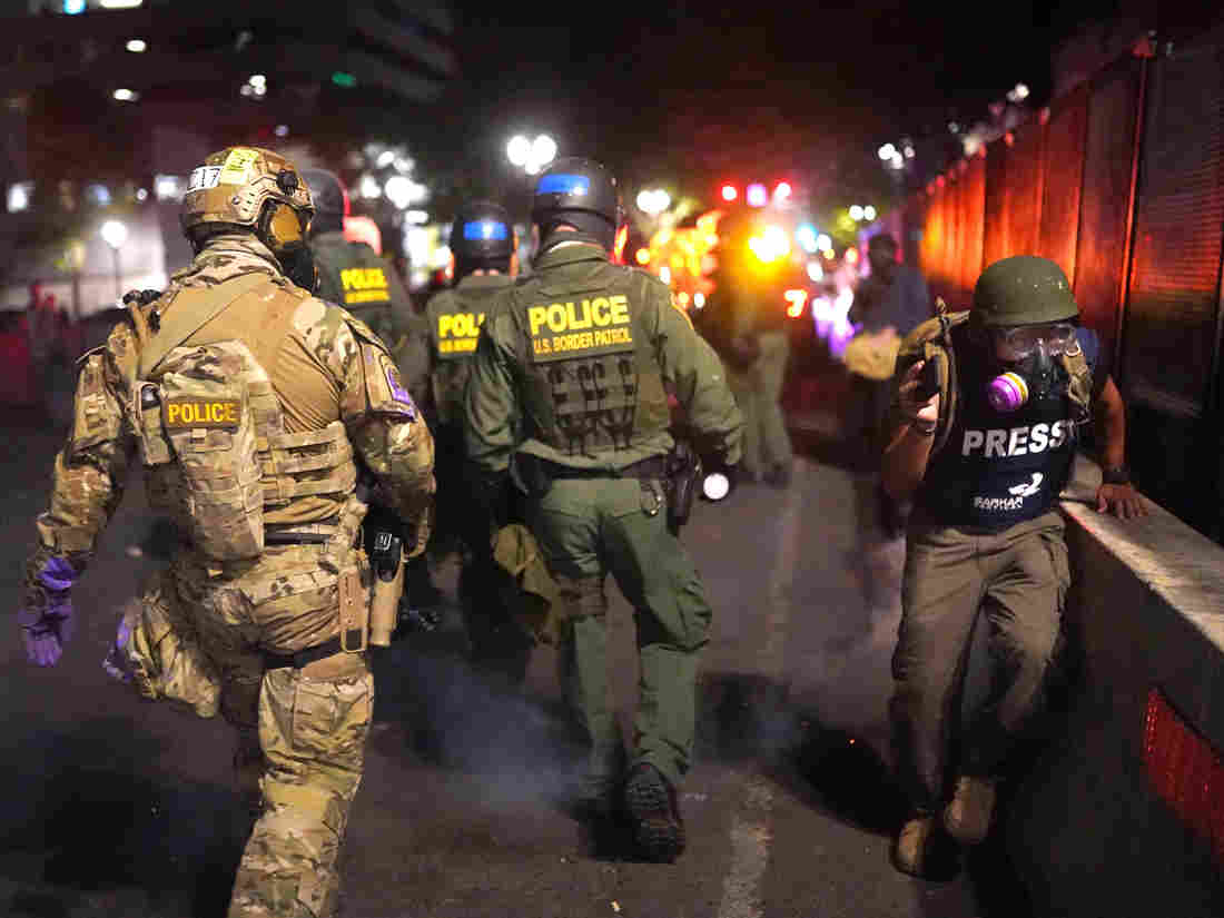 DHS Reassigns Official Following Intelligence Reports On Journalists, Protesters 1