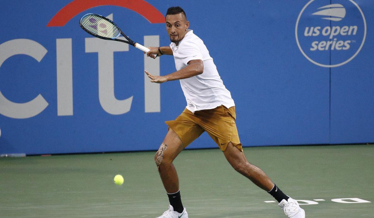 Nick Kyrgios won't play US Open due to coronavirus concerns 1